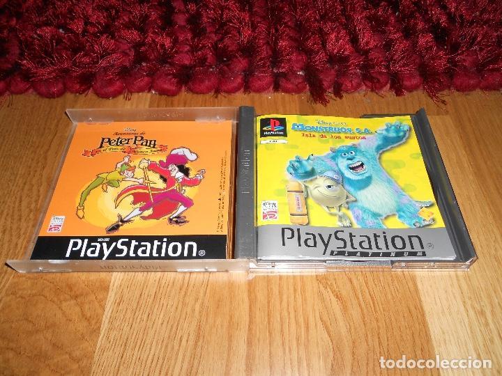 Videojuegos y Consolas: Juego de Playstation 1 Monstruos isla de los Sustos - Foto 2 - 183562981