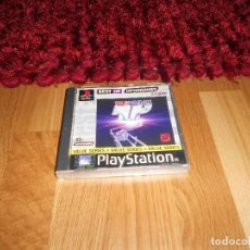 Videojuegos y Consolas: JUEGO PS1 TRUE PINBALL PLATINIUM CON MANUAL PLAYSTATION. Lote 183563565