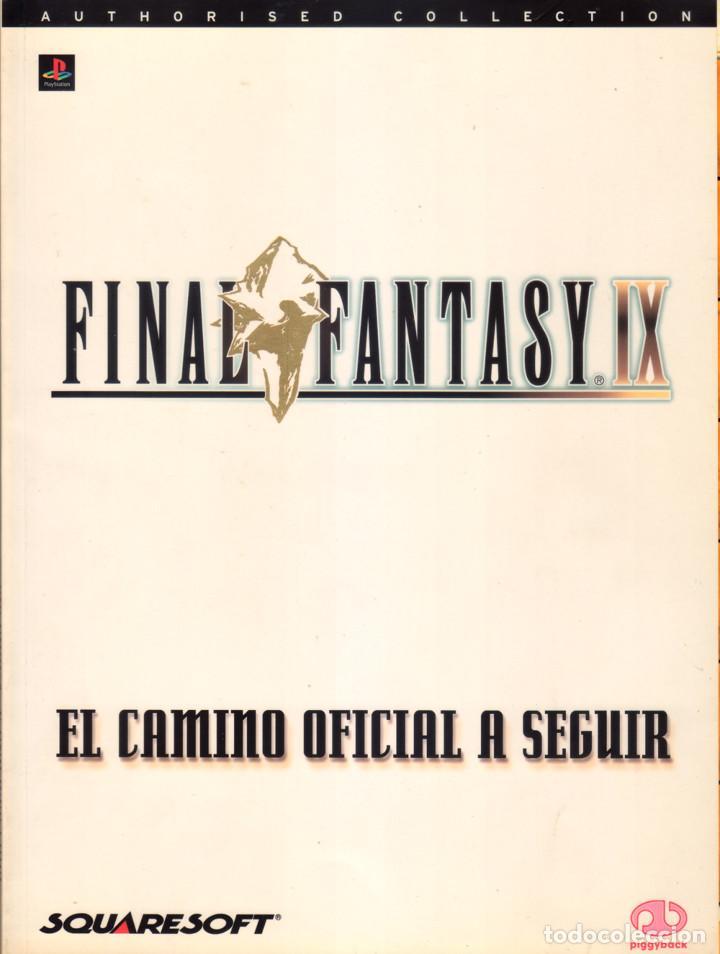 Videojuegos y Consolas: Juego Final Fantasy IX + Guías oficiales de Squaresoft y Hobby Consolas + Libro de rutas y secretos - Foto 5 - 183566292