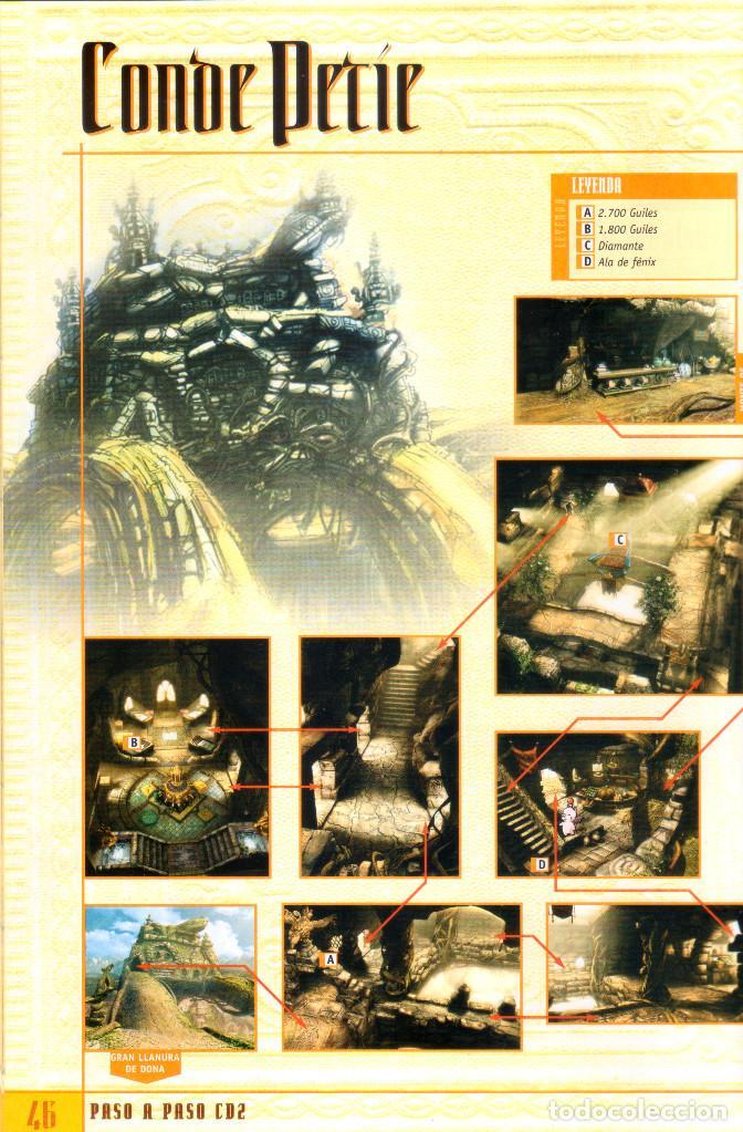Videojuegos y Consolas: Juego Final Fantasy IX + Guías oficiales de Squaresoft y Hobby Consolas + Libro de rutas y secretos - Foto 9 - 183566292
