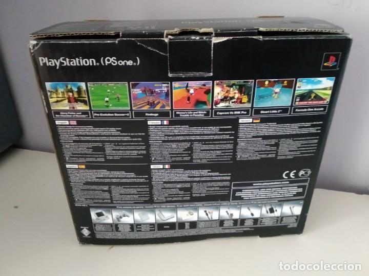 Videojuegos y Consolas: ANTIGUA CONSOLA PSX PLAY 1 PS ONE EN CAJA Y FUNCIONADO - Foto 3 - 183664161