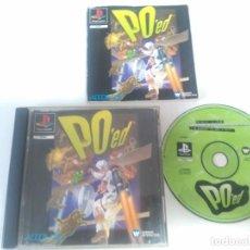 Videojuegos y Consolas: PO'ED PARA PS1 PS2 Y PS3!!!! ENTRE Y MIRE MIS OTROS JUEGOS!. Lote 183796818