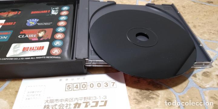Videojuegos y Consolas: RESIDENT EVIL 2 PLAYSTATION 1 PSX BIOHAZARD 2 JAP NTSC COMPLETO IMPORTADO JAPON - Foto 11 - 183844008