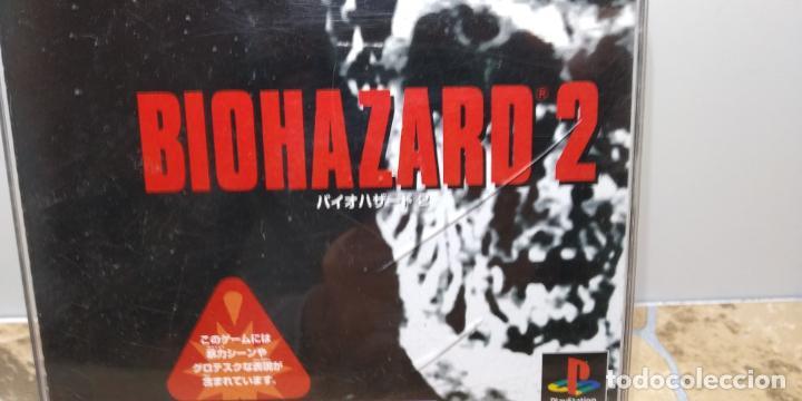 Videojuegos y Consolas: RESIDENT EVIL 2 PLAYSTATION 1 PSX BIOHAZARD 2 JAP NTSC IMPORTADO JAPON - Foto 2 - 183844230