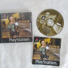 Videojuegos y Consolas: TOMB RAIDER THE LAST REVELATION PS1. Lote 184007220