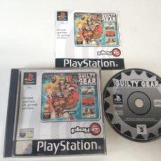 Videojuegos y Consolas: GUILTY GEAR PARA PS1 PS2 Y PS3!!!! ENTRE Y MIRE MIS OTROS JUEGOS!. Lote 184040367
