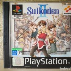 Videojuegos y Consolas: SUIKODEN 2 II PS1 COMPLETO PAL FR. Lote 184101330
