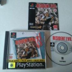 Videojuegos y Consolas: RESIDENT EVIL PARA PS1 PS2 Y PS3 ENTRE Y MIRE MIS OTROS JUEGOS!. Lote 218690955
