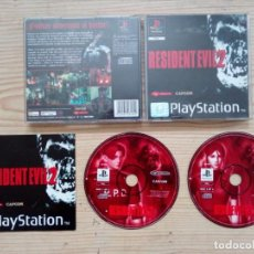 Videojuegos y Consolas: RESIDENT EVIL 2 - PLAYSTATION - PSX - COMPLETO. Lote 184562027