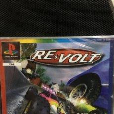 Videojuegos y Consolas: RE VOLT-PLAYSTATION 1 PS1-PRECINTADO NUEVO!!. Lote 184881261