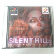 Videojuegos y Consolas: SILENT HILL DEMO PARA PS1 PS2 Y PS3 ENTRE Y MIRE MIS OTROS JUEGOS! . Lote 185688137