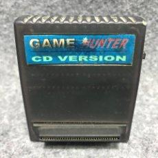 Videojuegos y Consolas: GAME HUNTER CD VERSION SONY PLAYSTATION PS1. Lote 185915011
