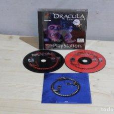 Videojuegos y Consolas: JUEGO PLAYSTATION DRACULA RESURECCION . Lote 186090983