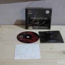 Videojuegos y Consolas: JUEGO PLAYSTATION DINO CRISIS. Lote 186091278