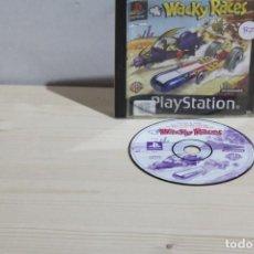 Videojuegos y Consolas: JUEGO PLAYSTATION WACKY RACES . Lote 186091486