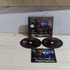 Videojuegos y Consolas: JUEGO PLAYSTATION DRACULA EL ULTIMO SANTUARIO. Lote 186091676