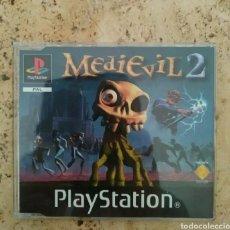 Videojuegos y Consolas: MEDIEVIL 2 PS1 PSX PLAYSTATION. Lote 186361202