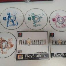 Videojuegos y Consolas: FINAL FANTASY IX PARA PS1 PS2 Y PS3 ENTRE Y MIRE MIS OTROS JUEGOS!. Lote 187222266
