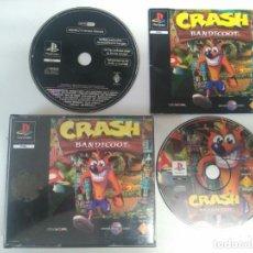 Videojuegos y Consolas: CRASH BANDICOOT PARA PS1 PS2 Y PS3 ENTRE Y MIRE MIS OTROS JUEGOS!. Lote 187324376
