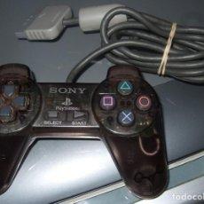 Videojuegos y Consolas: MANDO TRANSPARENTE VIDEOCONSOLA PLAYSTATION 1 PS1. Lote 187439415