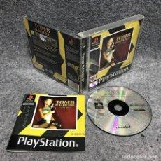 Videojuegos y Consolas: TOMB RAIDER II SONY PLAYSTATION PS1. Lote 187441438