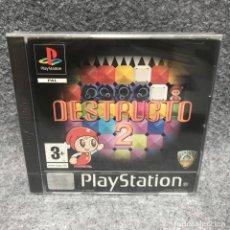 Videojuegos y Consolas: DESTRUCTO 2 NUEVO PRECINTADO SONY PLAYSTATION PS1. Lote 187441445