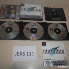 Videojuegos y Consolas: PS1 - FINAL FANTASY VIII , PAL ESPAÑOL , COMPLETO. Lote 187515701