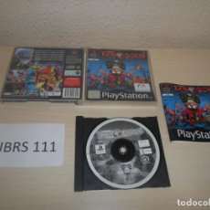 Videojuegos y Consolas: PS1 - IZNOGOUD , PAL ESPAÑOL , COMPLETO. Lote 187518552