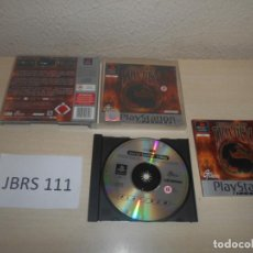 Videojuegos y Consolas: PS1 - MORTAL KOMBAT TRILOGY , PAL ESPAÑOL , COMPLETO. Lote 187518910