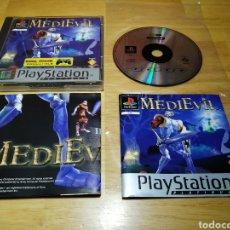 Videojuegos y Consolas: MEDIEVIL PLAY STATION 1. Lote 187540773
