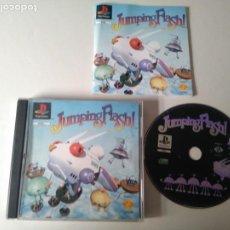 Videojuegos y Consolas: JUMPINGFLASH ! PARA PS1 PS2 Y PS3 ENTRE Y MIRE MIS OTROS JUEGOS!. Lote 187911382