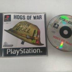 Videojuegos y Consolas: HOGS OF WAR PARA PS1 PS2 Y PS3 ENTRE Y MIRE MIS OTROS JUEGOS!. Lote 188655088