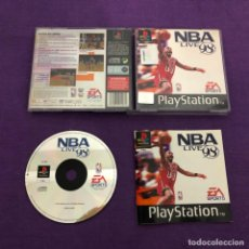 Videojuegos y Consolas: JUEGO NBA LIVE 98 SONY PLAY STATION. Lote 189163850