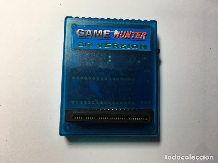 GAME HUNTER CD VERSION SONY PLAYSTATION PS1 (Juguetes - Videojuegos y Consolas - Sony - PS1)