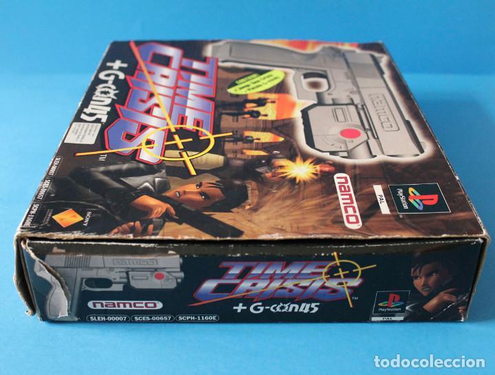 Videojuegos y Consolas: Sony Playstation 1 - Pistola G-Con45 - Foto 3 - 189794357