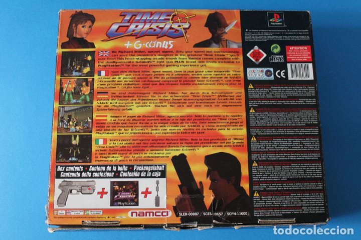 Videojuegos y Consolas: Sony Playstation 1 - Pistola G-Con45 - Foto 4 - 189794357