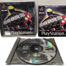 Videojuegos y Consolas: ROAD RASH 3D PLAYSTATION PSX PS1 PSONE. Lote 190198256