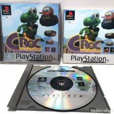 Videojuegos y Consolas: CROC: LEGEND OF THE GOBBOS PLAYSTATION PSX PS1 PSONE. Lote 190198818