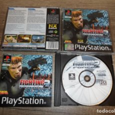 Videojuegos y Consolas: PS1 FIGHTING FORCE 2 PAL ESP COMPLETO. Lote 190449445