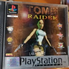 Videojuegos y Consolas: JUEGO TOM RAIDER PARA SONY PLAYSTATION 1. Lote 190636455