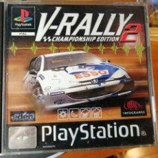 Videojuegos y Consolas: JUEGO V-RALLY 2 PARA SONY PLAYSTATION 1. Lote 222283376