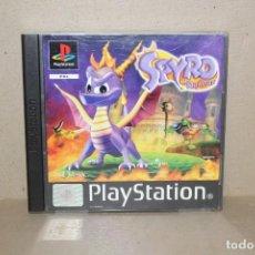 Videogiochi e Consoli: JUEGO VIDEOJUEGO PLAYSTATION PS1 - PSX PAL - SPYRO THE DRAGON + DEMO - COMPLETO. Lote 190769521
