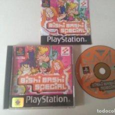 Videojuegos y Consolas: BISHI BASHI SPECIAL PARA PS1 PS2 Y PS3 ENTRE Y MIRE MIS OTROS JUEGOS! . Lote 190980758