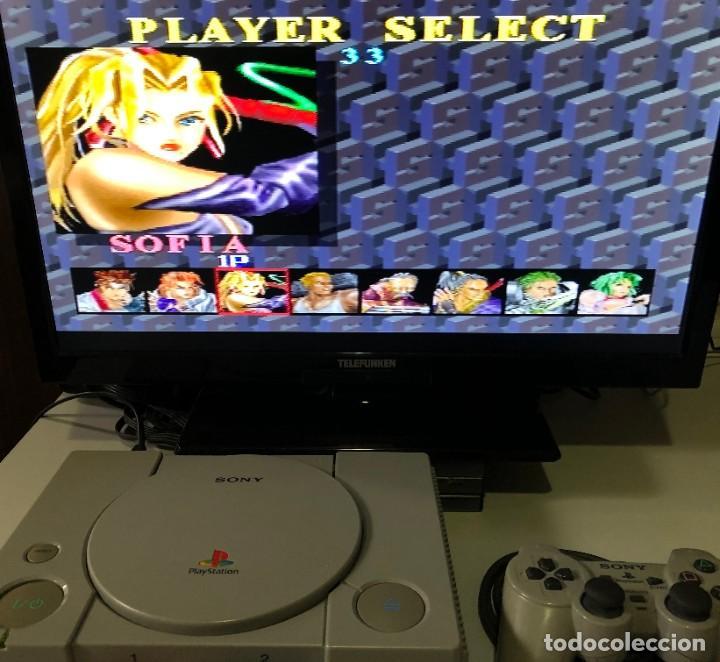 Videojuegos y Consolas: Battle Arena Toshinden PlayStation PSX PS1 PSone - Foto 5 - 191098346