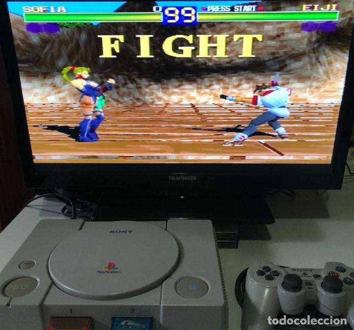 Videojuegos y Consolas: Battle Arena Toshinden PlayStation PSX PS1 PSone - Foto 6 - 191098346