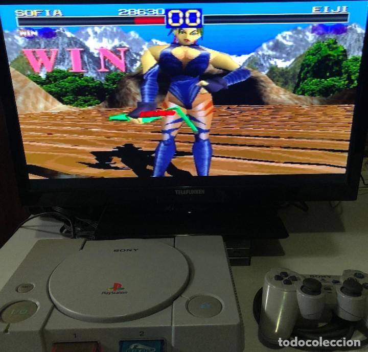 Videojuegos y Consolas: Battle Arena Toshinden PlayStation PSX PS1 PSone - Foto 7 - 191098346