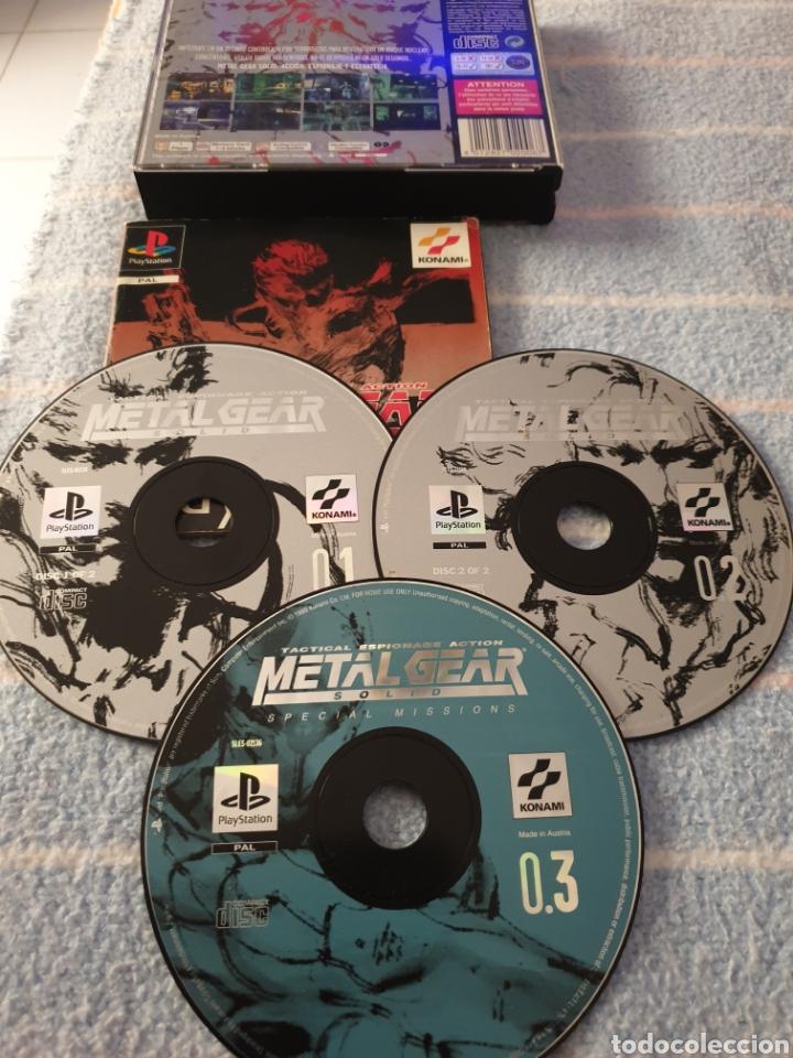 Videojuegos y Consolas: Metal gear solid - Foto 2 - 191289336