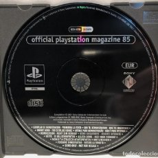 Videojuegos y Consolas: OFFICIAL PLAYSTATION MAGAZINE 85 PLAYSTATION PSX PS1 PSONE. Lote 191335782