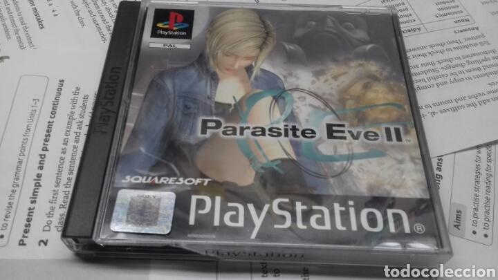 PARASITE EVE II. PLAY STATION.NO SE ADMITEN DESCUENTOS (Juguetes - Videojuegos y Consolas - Sony - PS1)