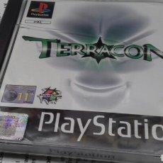 Videojuegos y Consolas: TERRACON. PLAYSTATION.. Lote 191457641